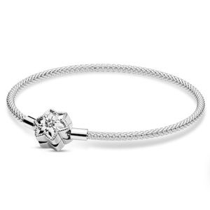 Limited edition PANDORA Silver Bright Snowflake
